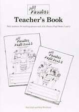 Jolly Phonics Teacher's Book (Jolly Learning) by Sara Wernham, Sue Lloyd | Paper