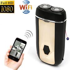 Mini 1080P WIFI HD SPY Hidden IP Camera Razor Wireless Video Recorder Nanny Cam