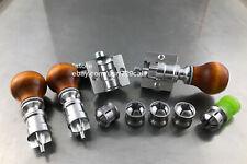 "ASM Slug Bullet Mold 3 in 1 TWISTER / HURRICANE 12GA 12 gauge .729""/18.5mm"