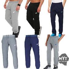 Nike Mens Fleece Jogging Bottoms Running Tracksuit Bottoms Gym Sweat Pants