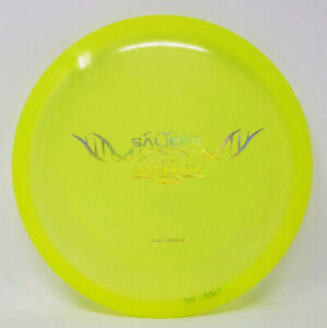 Antidote Liquid First Run 175g Yellow Salient New *Prime*  Disc Golf Rare