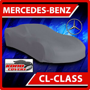 [MERCEDES-BENZ CL-CLASS] CAR COVER - Ultimate Custom-Fit All Weather Protection