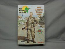 ULTIMATE SOLDIER 1/6 SCALE WW2 ACTION FIGURE AMERICAN 101st AIRBORNE D-DAY