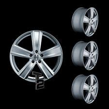 4x 20 Zoll Alufelgen für BMW X5 / Dezent TH 9x20 ET46 (B-4500109) Alurad Satz