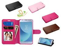 For LG Stylo 4 / Plus Case Magnetic Leather Flip Wallet Protective Cover Book
