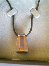 Dolan Bullock Stainless steel 18k inlay Pendant
