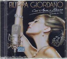 SEALED - Filippa Giordano CD NEW Con Amor A Mexico EDICION DE ORO CD+DVD NUEVO
