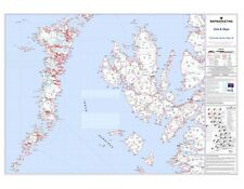 Postcode Sector Map 30 Uist and Skye (Paper)
