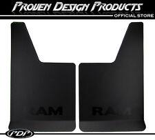Dodge Ram 2500 MUD FLAPS, RAM 2500 OUTDOORSMAN Splash Guards_ DODGE RAM_BLACK