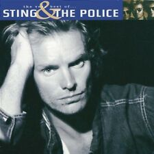 Very Best Of Sting & The Police - Sting & The Police (2002, CD NEUF)