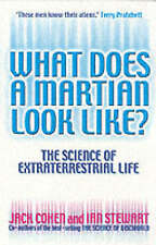 What Does a Martian Look Like?: The Science of Extraterrestrial Life-ExLibrary