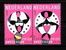 Nederland NVPH 3428-29 Europride Amsterdam 2016 Postfris