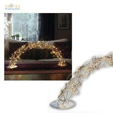 Design LED Schwibbogen Luci Arco Curly-BOW DI NATALE IN PERFETTE
