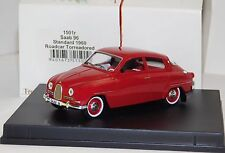 SAAB 96  STANDARD 1960 ROADCAR TORREADO RED TROFEU 1501R 1:43