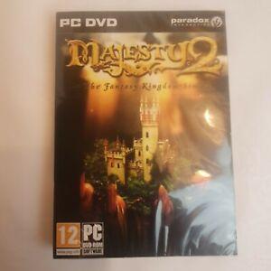 Majesty 2 (PC DVD) (New & Sealed)