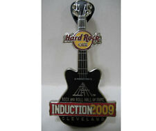 Hard Rock Cafe ® Online Rock & And Roll Hall of Fame 2009 Induction Pin Le100!