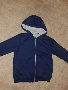 Boys United Colours Of Benetton Jacket Size 7-8