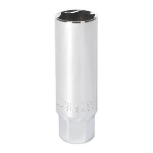 "Sealey Spark Plug Socket 16mm 3/8""Sq Drive Thin Wall AK6557 Genuine"
