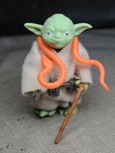 Vintage Star Wars Figures  - Yoda Kenner 1980 Complete