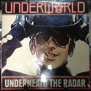 UNDERWORLD Underneath The Radar Album Released 1988 Vinyl/Record Collection US p