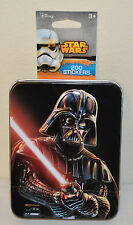 Star Wars 200 Stickers in collector tin NEW sealed
