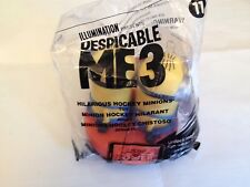 McDonalds Happy Meal 2017 Despicable Me 3 No 11 Hilarious Hockey Minions