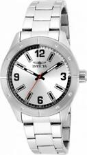 Invicta Specialty 17925 Men's Round Analog Black and Silver Tone Watch