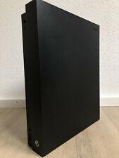 Microsoft XBOX One X · schwarz · 1TB (Model 1787) · Zustand Sehr Gut · DHL Paket