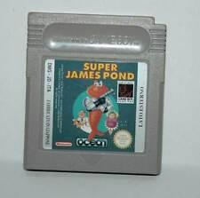SUPER JAMES POND GIOCO USATO NINTENDO GAMEBOY EDIZIONE ITALIANA GD1 40797