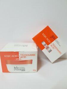 Belo Kojic + Tranexamic - Intensive Whitening Melasma Set (Cream and Soap )