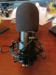 Neewer NW-700 Condenser Microphone Kit with USB 48V Phantom Power Supply