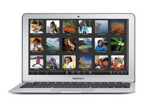 "Apple MacBook Air 11"" 1.6GHz Core i5 4GB 128GB 2015 A Grade"