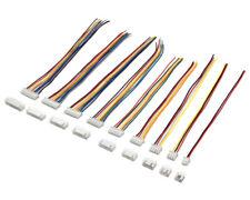 ✅ JST XH 2.54mm Stecker / Buchse 26AWG Kabel 30cm Connector 2-10 Pin 2,54 mm ✅