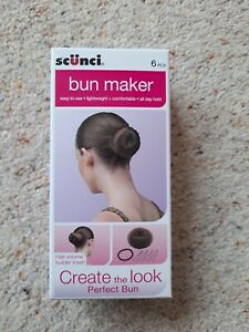 Scunci Bun Maker, Never Used