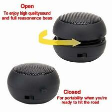 Portable Mini 3.5mm Jack Hamburger Sound Loud Speaker For Cell Phone Tablet PC :