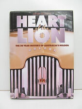 THE 50 YEAR HISTORY OF AUSTRALIAS HOLDEN *HEART OF THE LION*