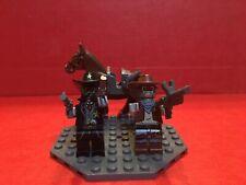 Lot of 2 Lego Movie minifigures Sheriff Not-a-robot + Deputron 70800 Cowboy SD8