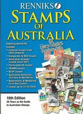 Renniks STAMPS of Australia Catalogue 16th Edition in 2019