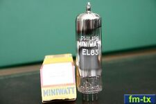 PHILIPS MINIWATT EL83 - 6CK6 - SINGLE TUBE - NIB NOS