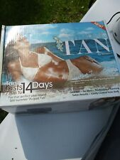 August Tan by Stream Airbrush Tanning System Full Kit New (12Pc)