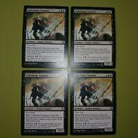 Nightshade Assassin x4 Time Spiral 4x Playset Magic the Gathering MTG