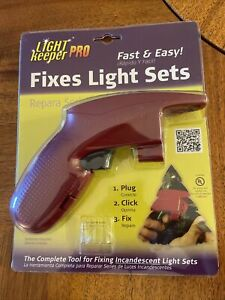 Light Keeper Pro  Christmas Complete Tool To Fix Your Incandescent Light Sets