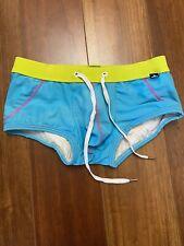 Andrew Christian Swim Shorts - size Small- Read Description