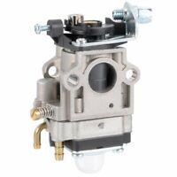 15mm Carburateur Kits Pour 43cc/49cc/52cc Débroussailleuse Gazon Brosse Cutter