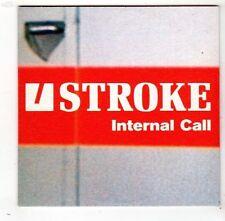 (FW885) Stroke, Internal Call - 1999 DJ CD