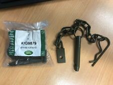 Land Rover Perentie Chain and Retaining Pin
