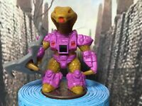 Battle Beasts Takara 80s Hasbro Figure #59 KING COBRA w Weapon Working Rub