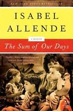 The Sum of Our Days (Paperback or Softback)