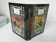 carl dreadstone the mummy and werewolf of london 1st edition in d/w