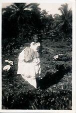 ILES GILBERT 1935 - Jeune Fille Linge Océanie Océan Pacifique - IG 43